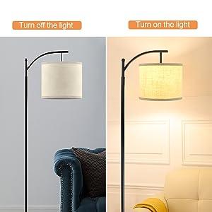 led standing lamp