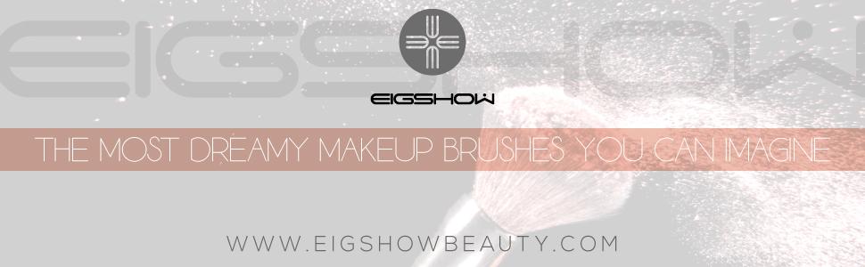 Professional Makeup Brush Set Premium Goat Hair Kabuki Foundation Blending Brush Face