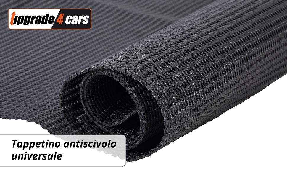Upgrade4cars Tappeto Antiscivolo in Gomma per Auto, Tetto, Cucina