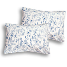Duvet Cover Set with Two Pillow Shams