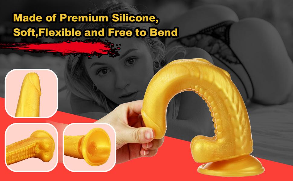 silicone dildo
