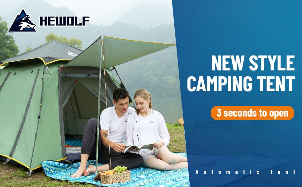hewolf tent
