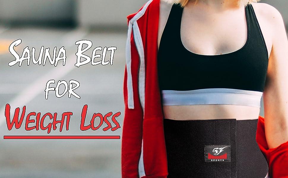 sauna belt for weight loss waist trimmer belt sweat belt loosing fat fast
