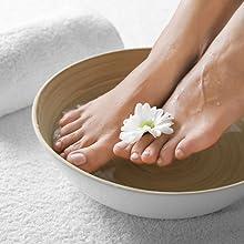 Fußpflege Warzen Hautpilz