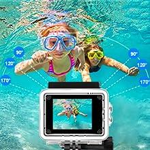 underwater gopro camera