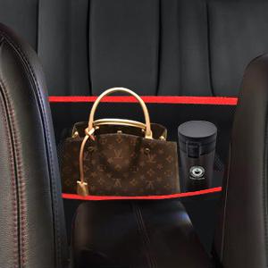 2. After Using Our Car Handbag Holder