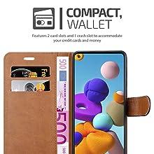Compact Wallet Case