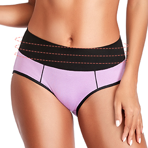 womens cotton underwear tummy control underwear for women womens panties briefs panties for women