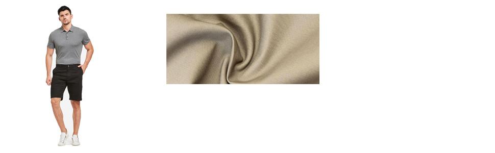 Men's Shorts Material: 100% Cotton