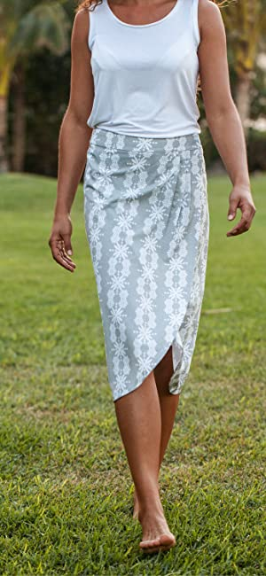 Wrap,Skirt,Dress,Beach, Cover-up