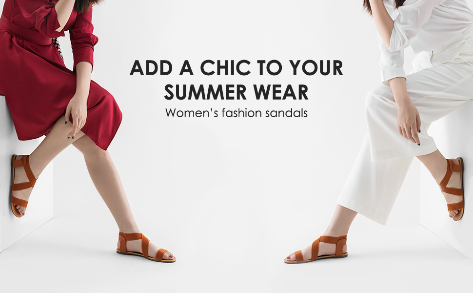 Add a chic to your summer wear