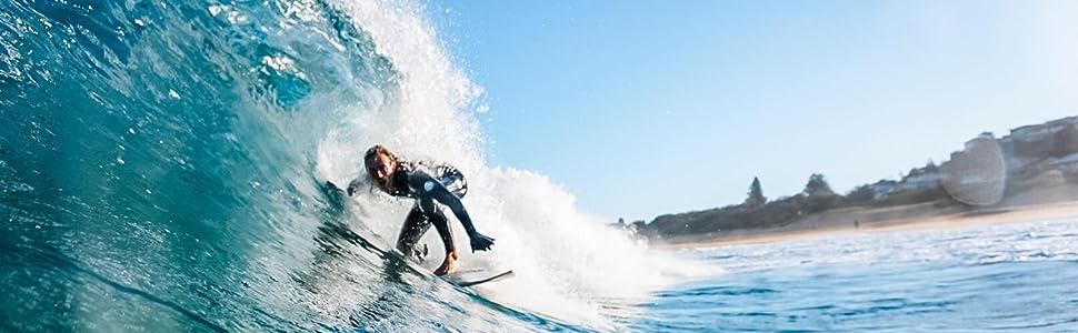 DarkFin Surfer