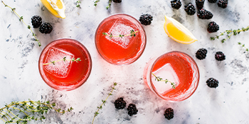 berry punch drink