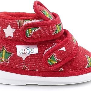 Red Kids Shoe