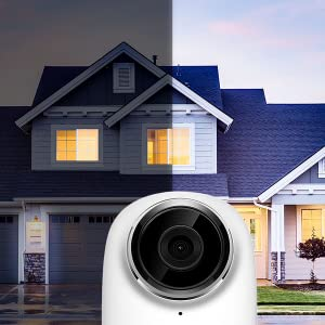 zumimall pir motion detection security camera