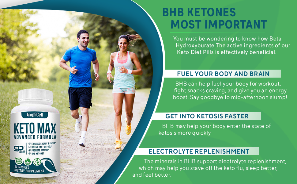 BHB Ketones ketosis diet supplement fat burner pills keto fit advanced formula shark tank keto pills