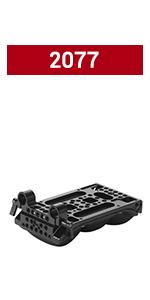 SMALLRIG Shoulder Pad Support Kit 2077