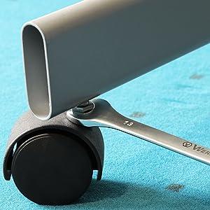 WERKFIX Juego de 15 Llaves Fijas Combinadas 6-21 mm: Amazon.es: Bricolaje y herramientas
