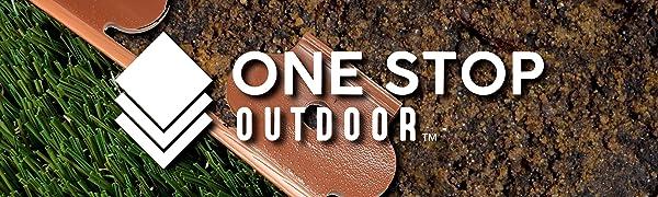 one stop outdoor, landscape edging, garden edging,