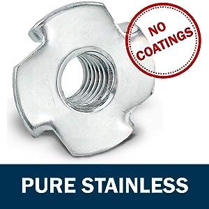Stainless Steel Tee Nut