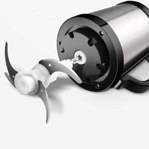 electric big capacity food grinder and meat processor