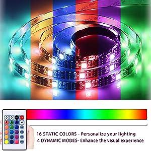 LED color light
