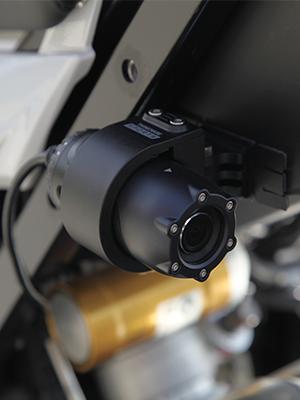Thinkware M1 motorcycle dash cam