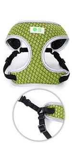 Breathable Hive Mesh Vest Harness