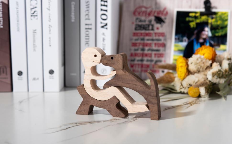 wooden scuplthre