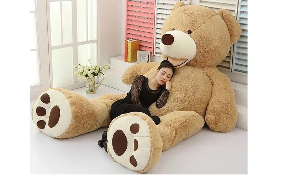 可愛い熊は心を癒される