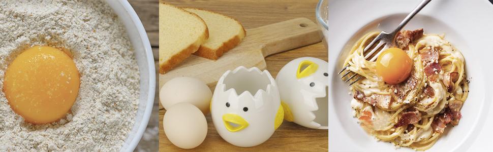 egg separator tools utensil separator funny egg separator egg divider gadgets Cooking Kitchen Gadget