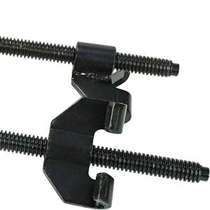 "14"" Coil Spring Compressor Tool,Auto Suspension Compression Remover Installer Tool Set of 2 Black"