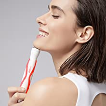 women electric razor