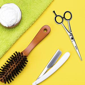 Candure Hairdressing scissor Hair Scissor for Professional Hairdressers 6 Inch