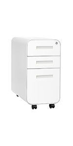 Stockpile Slim File Cabinet