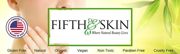 skin2spirit, fifth & Skin, natural skin care, makeup, organic, non toxic, vegan, cruelty free