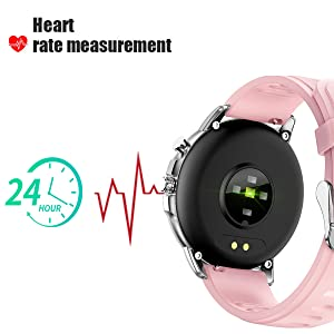 heart rate monitor fitness tracker HR activity tracker real time dynamic monitoring heart rate watch
