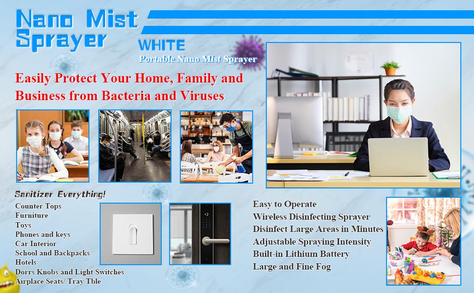 Nano Mist sprayer