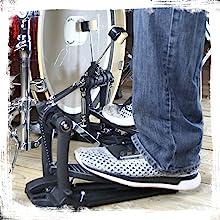 double bass kick pedal