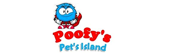 Poofy's Pet Island, dog bed, cat bed, dog house, dog hut, large bed for dogs,large dogs, xxl dog bed