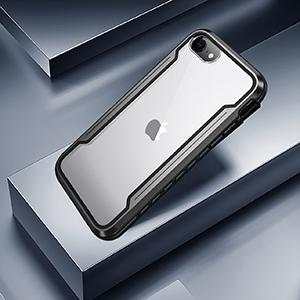 luxury ipbon 8 black shield case