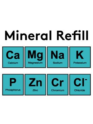 Mineral Refill
