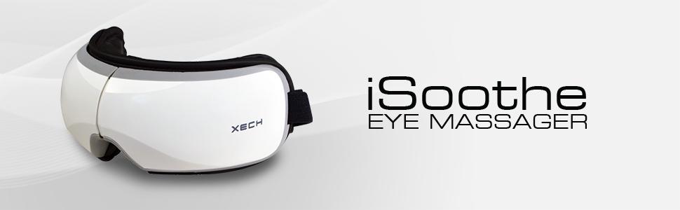 Xech iSoothe Eye Massager