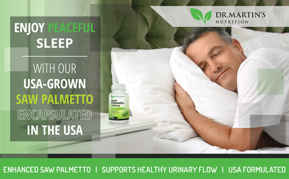 Dr. Martin's Nutrition; Saw Palmetto, Turmeric, Health, Wellbeing, Jojnt Support; Heart; Cholesterol