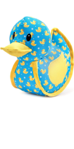 The Worthy Dog Rubber Duck Toy