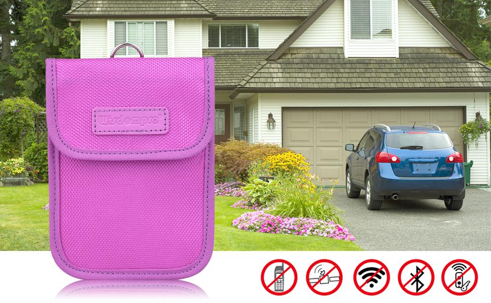 faraday bag for key fob