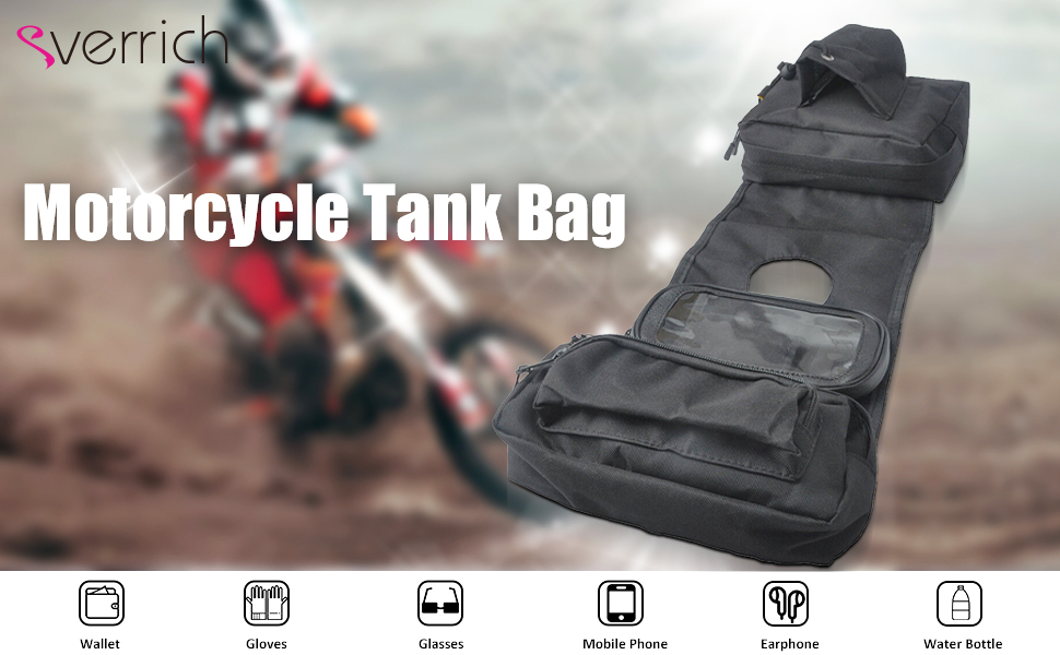 ATV tank bag