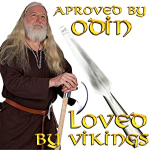 Spear head SCA reenactment medieval midival rohan knight viking norse swords weapons spearpoint