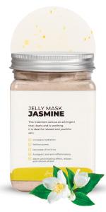 Jazmine Lavander Jelly mask hydro jellymask