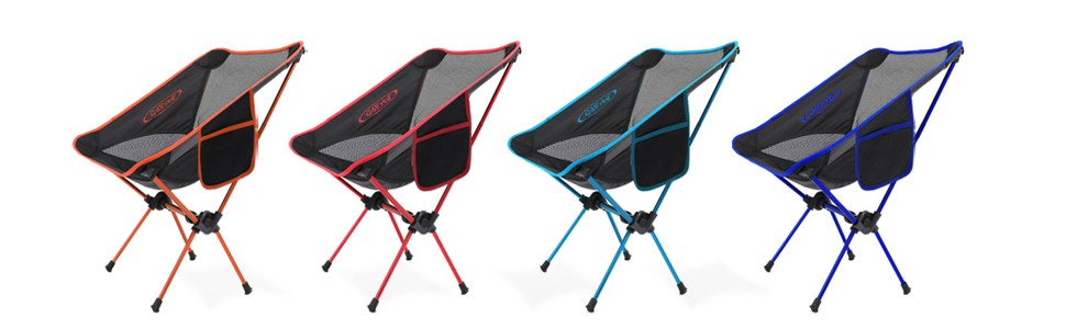 Lightweight Camping Folding Backpacking Camp Chairs